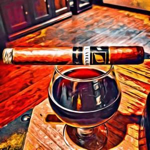 Cigar drink